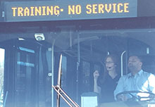 bus training