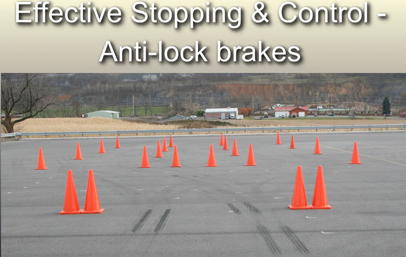 defensive driving classroom training