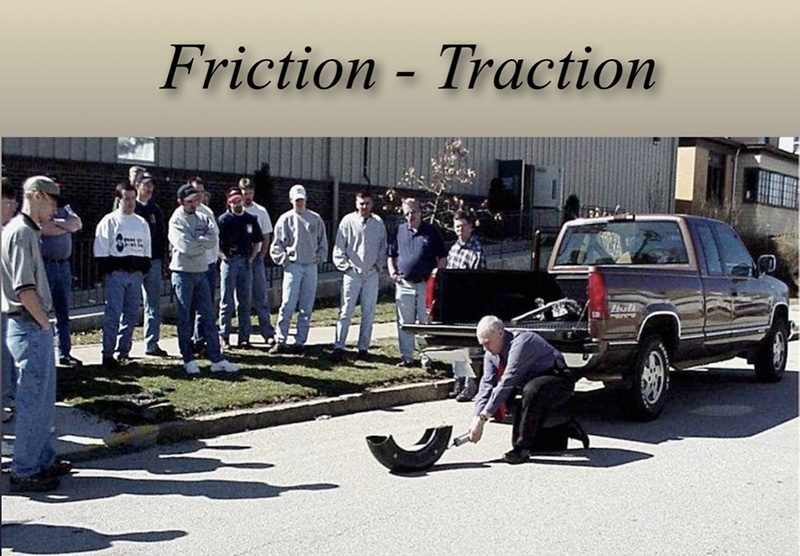 Friction Traction